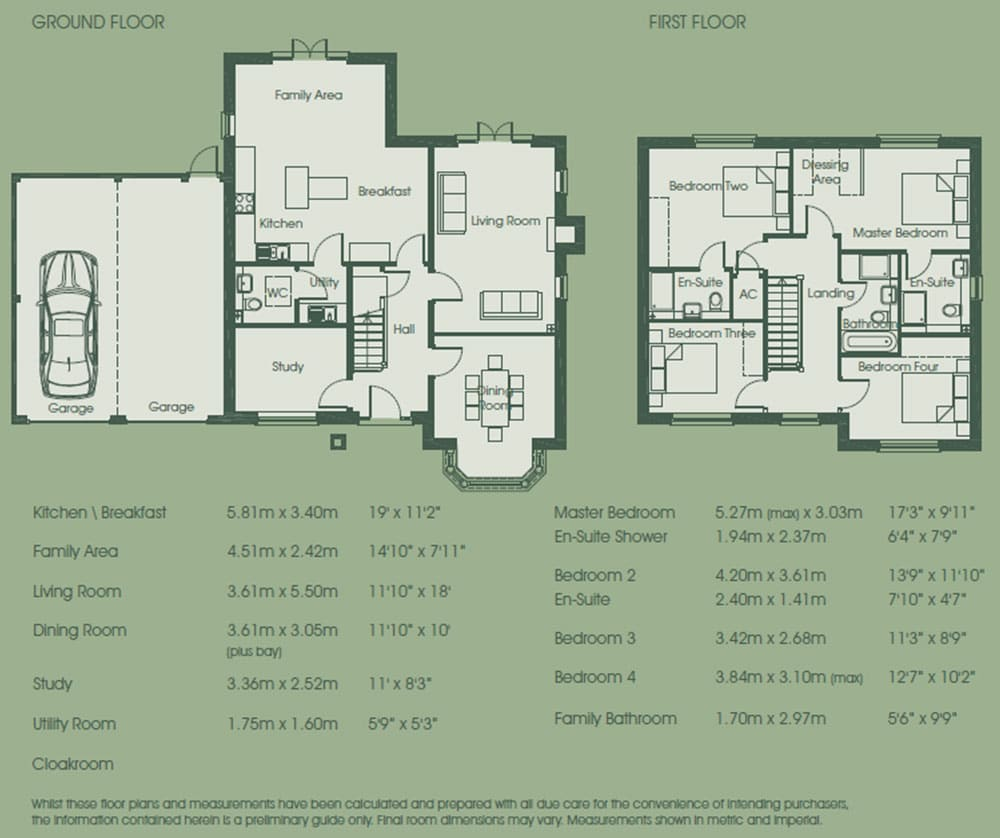 Old Westbury Gardens Floor Plan: Brooklands, Weeley Heath